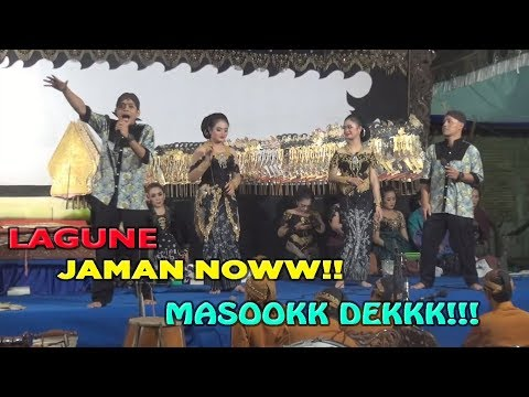 LAGU JAMAN NOW !! GORO2 CAK PERCIL CS 22 JUNI 2018