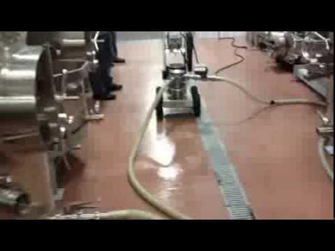 US-FIP wine pumps in action