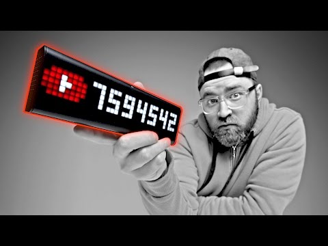 The YouTube Subscriber Counter