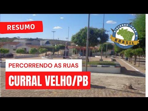 Viajando Todo o Brasil - Curral Velho/PB