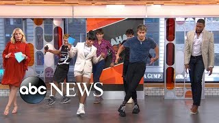 The Dobre Brothers Show Michael And Keke A Few Moves