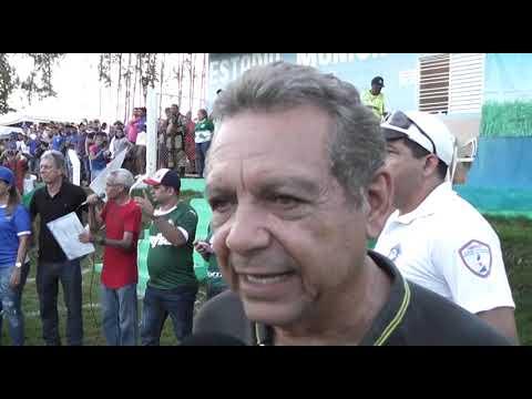 Leomar Quintanilha faz balanço do Campeonato Tocantinense amador 2019