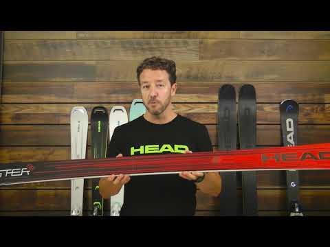 Head Monster Ti 88 Skis - Men's