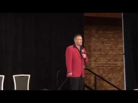 bruce_campbell - The Secound and last Panel video from this years Fan Expo. Seems a lot of celebs are clamping down on video recordings... but not Bruce Campbell. Bruce Campb...