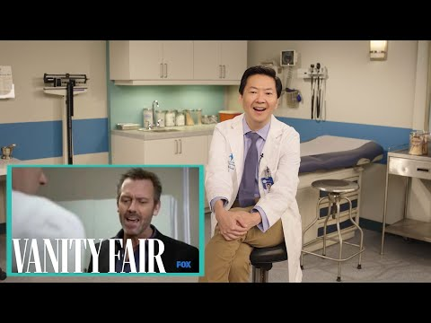 Dr Ken Jeong Reviews Other TV Doctors