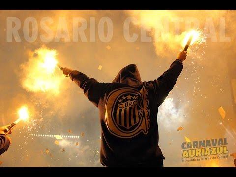 Video - Recibimiento Rosario Central vs Boca Jrs. Copa Total Sudamericana. - Los Guerreros - Rosario Central - Argentina