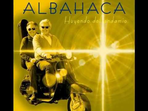 Disco 2017 Albahaca - Llevate mi Medalla