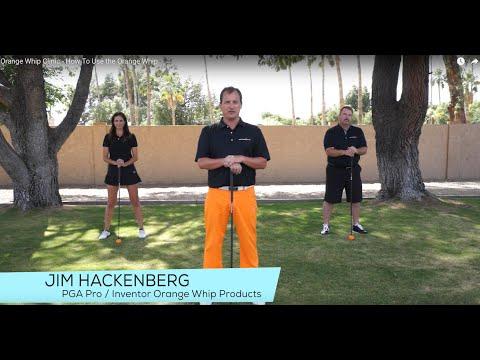 Orange Whip Clinic - How To Use the Orange Whip
