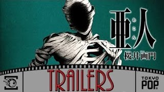 Nonton Ajin Season 2 Trailer  Japanese  Film Subtitle Indonesia Streaming Movie Download