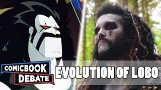 Video Evolution of Lobo in Cartoons, Movies & TV in 7 Minutes (2019) MP3, 3GP, MP4, WEBM, AVI, FLV Mei 2019
