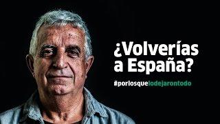 ¿Volverías a <strong>España?</strong>