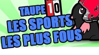Video TOP 10 des Sports les plus FOUS ! MP3, 3GP, MP4, WEBM, AVI, FLV Juni 2017