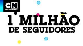 Já somos 1 MILHÃO de inscritos! Queremos dizer muito, mas MUITO OBRIGADO! Vocês são a razão de existirmos!Faça parte do canal do Cartoon Network Brasil no YouTube:https://www.youtube.com/brcartoonnetworkVisite o site do Cartoon Network Brasil:http://www.cartoonnetwork.com.br/Siga-nos no Facebook:https://www.facebook.com/cartoonnetworkbrasil/Bem-vindo ao canal oficial do Cartoon Network Brasil no Youtube. Aqui você encontrará vídeos dos melhores momentos dos seus programas favoritos, além de conteúdo original e exclusivo. Inscreva-se e faça parte da programação exclusiva e 100% divertida do Cartoon Network! Conteúdos que são a sua cara!
