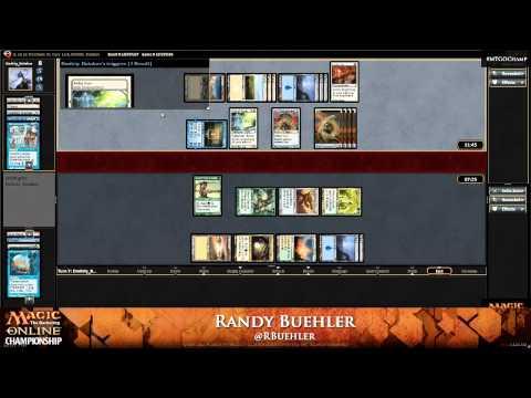 2013 Magic Online Championship Round 1: Bing Luke vs. Hannes Kerem (Cube Draft)
