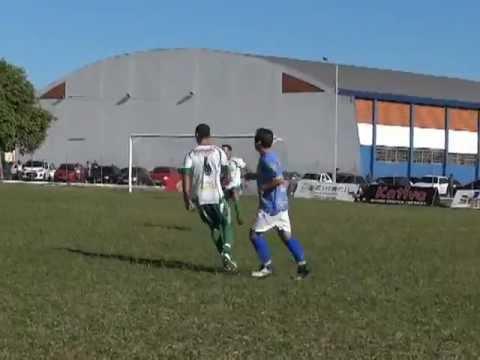 Guarani inicia arrasador, depois cede empate dia 15/04 em Sombrio.