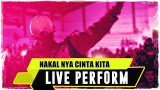 ANJAR OX'S - Nakal Nya Cinta Kita ( Live Perform )