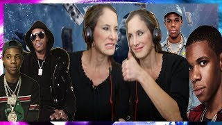 MOM REACTS TO A BOOGIE WIT DA HOODIE!!! | @ARTISTHBTL