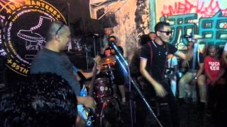 Munky Man Syndicate doing cover song from Rancid a