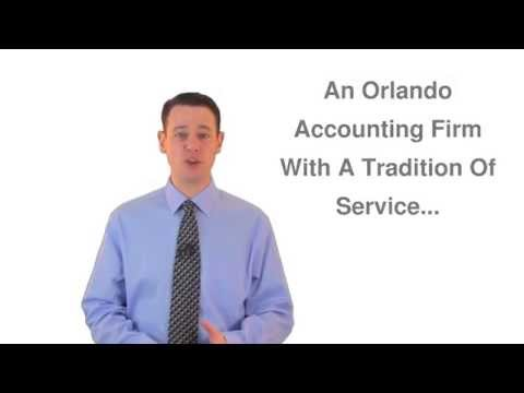 Orlando Accountant CPA – Small Business, Individual & Corporate Tax Accounting Firm in Orlando
