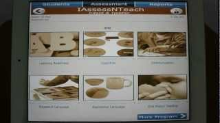 iAssessNTeach 2 ☺ Lite Autism YouTube video
