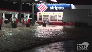 Fort Stockton (TX) United States  City pictures : 5-4-15 Fort Stockton, TX Gustanado Major Flooding *Ryan Meyer*