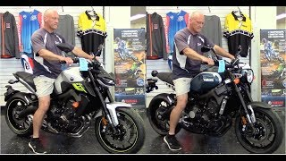 9. FZ-09 FJ-09 XSR900 Comparison (TRAILER)