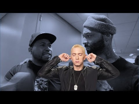 Eminem Disses Joe Budden and DJ Akademiks on his new surprise album.