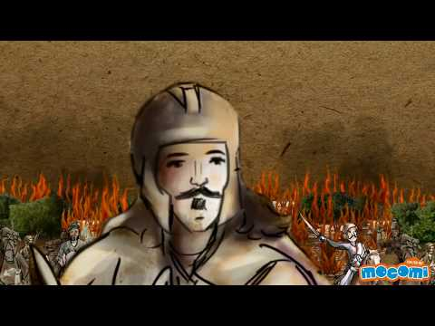 Ashoka the Great in Hindi - Kings of India | History in Hindi | Educational Videos by Mocomi Kids