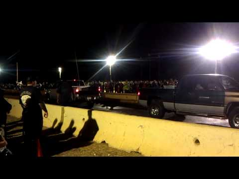 KRP Truck Tug-O-War Part 1