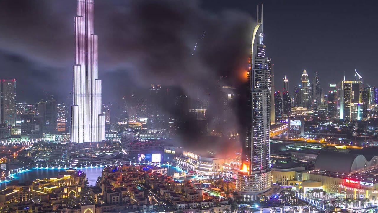 Dubai: su problema de incendios en rascacielos
