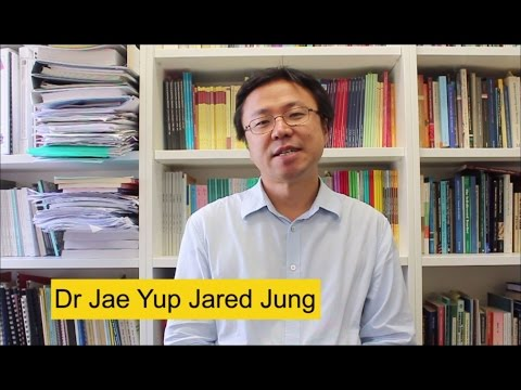 Dr Jae Jung, UNSW School of Education