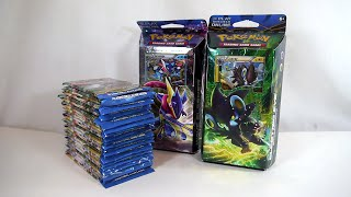 XY: BREAKpoint Booster Packs & Theme Decks Booster Packs: $4.19 at most major retailers Theme Decks: $12.99 at most major...