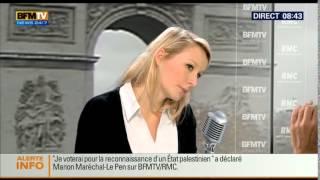 Marion Maréchal Le Pen - 18/11/2014