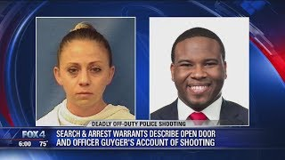 Officer Amber Guyger thought Botham Jean was burglar, ignored 'verbal commands' before shooting