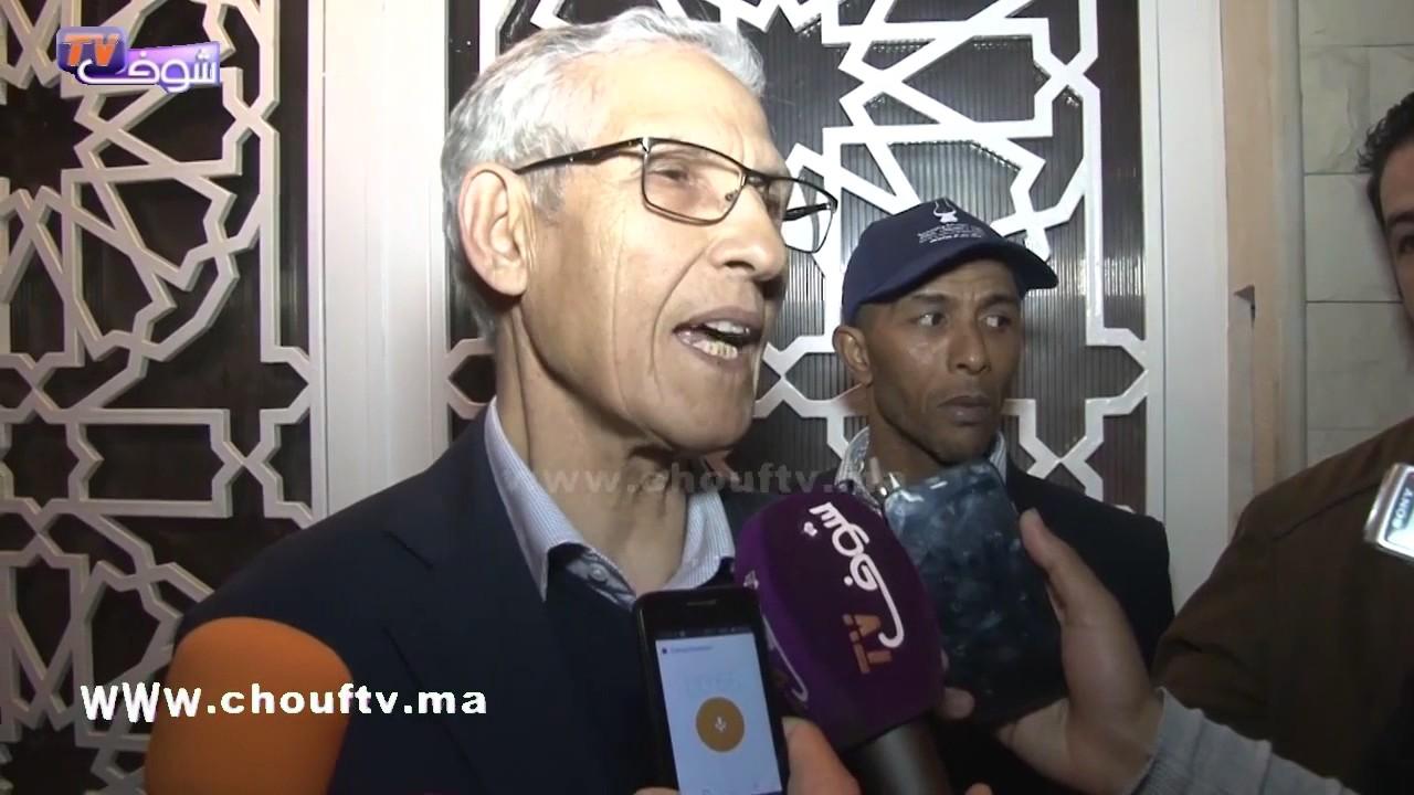 الداودي لشوف تيفي: رسميا سنُقلص عدد الوزراء و الوزارات مقارنة بالحكومة السابقة ديال بنكيران | بــووز