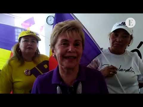 Moscoso: 'deben usar colores panameñistas'