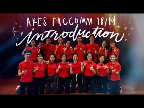 Ares Faculty Committee 18/19 Introduction Video (The Ares Musical)