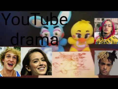 National YouTube drama,Chloe Bennet and Logan Paul together lil pump says he wants to die suicidal
