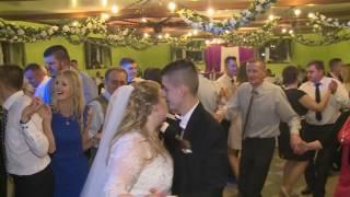 Skrót z przyjęcia weselnego