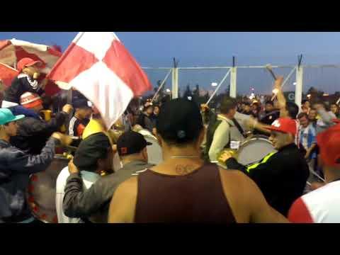 Previa hinchada de estudiantes... EDLP 0 (0) NACIONAL DE PARAGUAY 1 (2) - Los Leales - Estudiantes de La Plata
