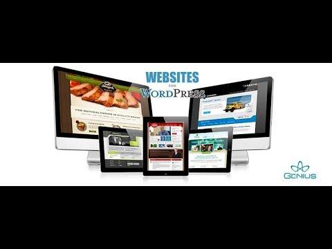 Paginas web y wordpress: Como Hacer Tu Pagina Web Con Wordpress