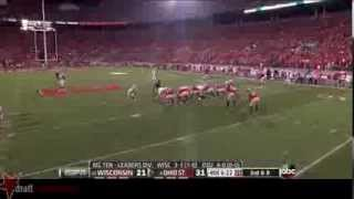 Andrew Norwell vs Wisconsin (2013)