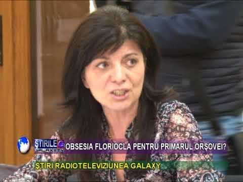 FLORICOLA A AJUNS OBSESIE PENTRU PRIMARUL DIN ORSOVA?!