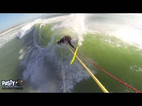 Cape Town 2014 part 3 – Kitesurfing the Doctor