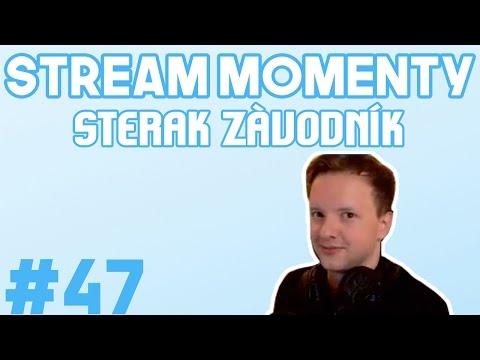 Stream Momenty #47 - Sterak Závodník