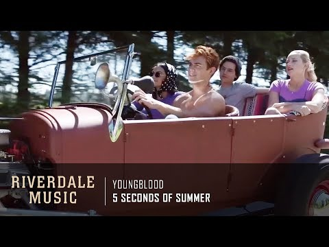 Video 5 Seconds Of Summer - Youngblood | Riverdale 3x01 Music [HD] download in MP3, 3GP, MP4, WEBM, AVI, FLV January 2017