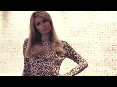 Paris Hilton 2012 Defacto Photoshoot
