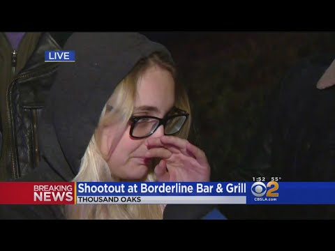Witness Recalls Terrifying Moments After Suspect Opened Fire At Borderline Grill