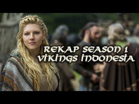 Vikings Indonesia - Rekap Season 1
