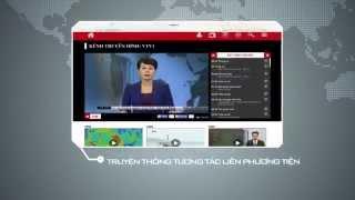VTVGo Ứng dụng xem truyền hình trực tuyến HD, vtv, đài truyền hình việt nam